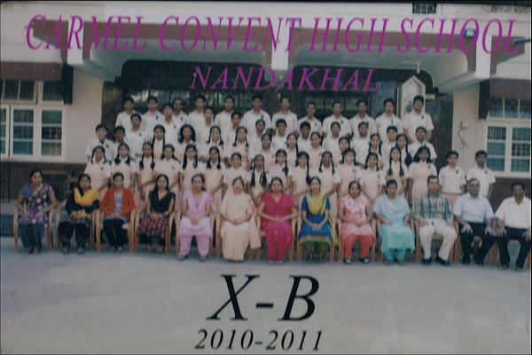SSC-2010-11 XB